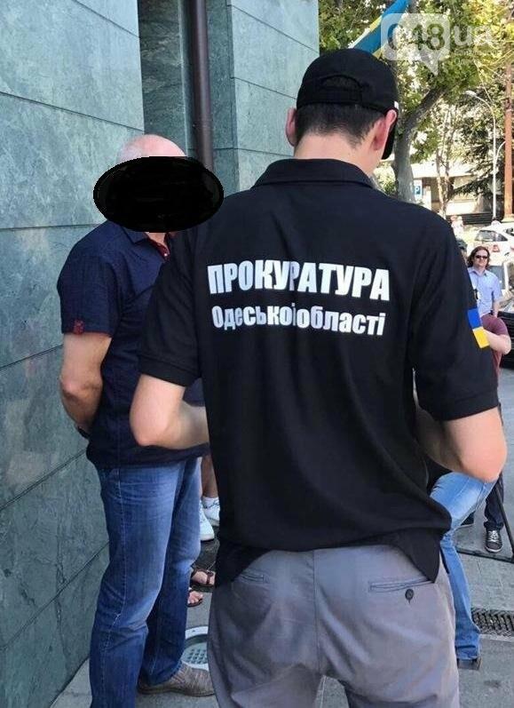 В Одессе на взятке «погорел» замначальника Нижнеднестровского Нацпарка (ФОТО), фото-2