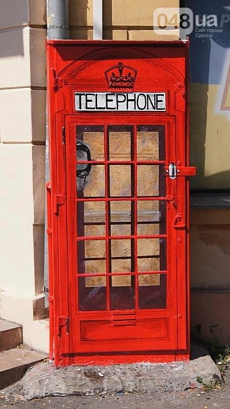В центре Одессы появились иконы британской культуры (ФОТО), фото-1