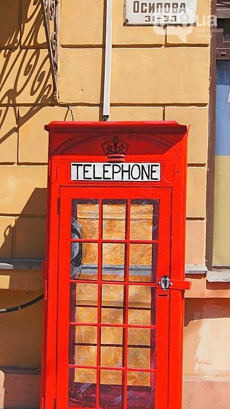 В центре Одессы появились иконы британской культуры (ФОТО), фото-5