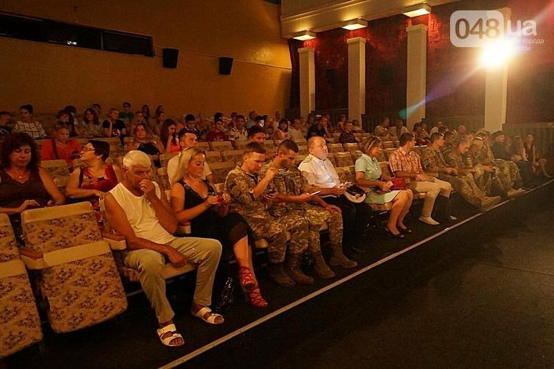 На Одесской киностудии благодарили воинов, врачей и волонтеров (ФОТО, ВИДЕО), фото-1