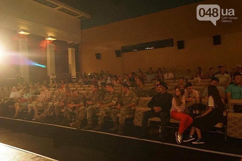 На Одесской киностудии благодарили воинов, врачей и волонтеров (ФОТО, ВИДЕО), фото-2