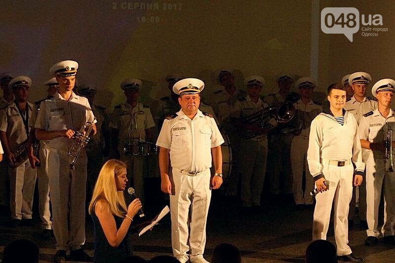 На Одесской киностудии благодарили воинов, врачей и волонтеров (ФОТО, ВИДЕО), фото-9