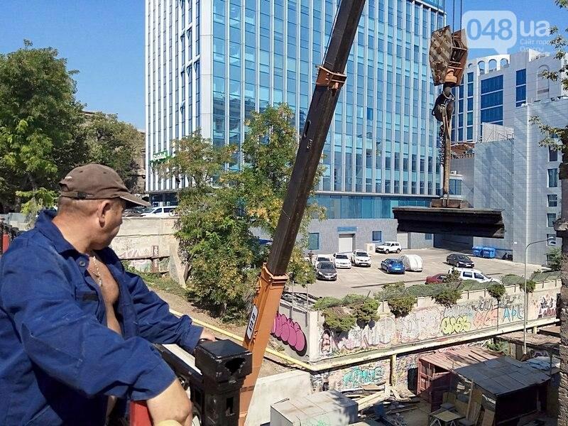 Стало известно, сколько будет закрыт мост в центре Одессы (ФОТО), фото-3