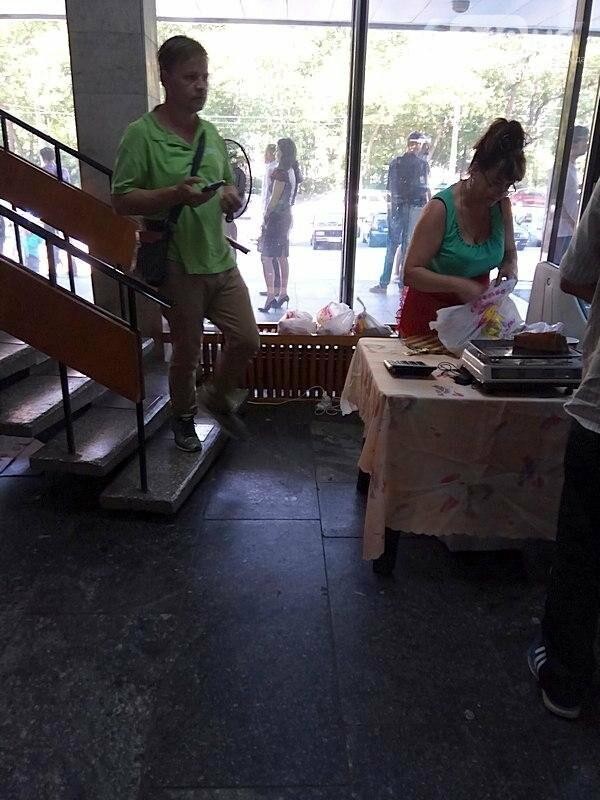 В Одесской областной госадминистрации продают колбасу (ФОТО), фото-1