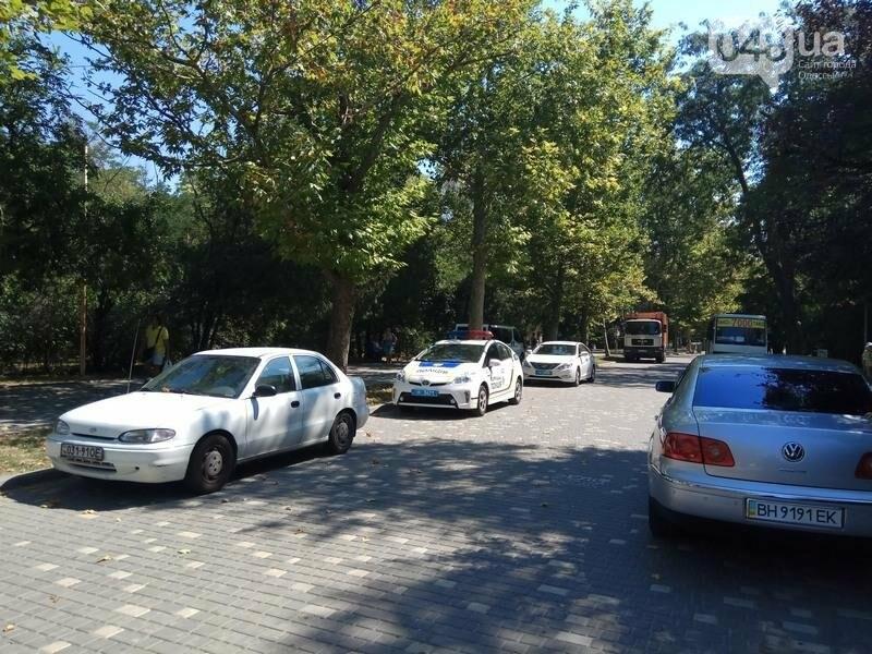 Труханов вернулся из отпуска праздновать День полиции (ФОТО, ВИДЕО), фото-14