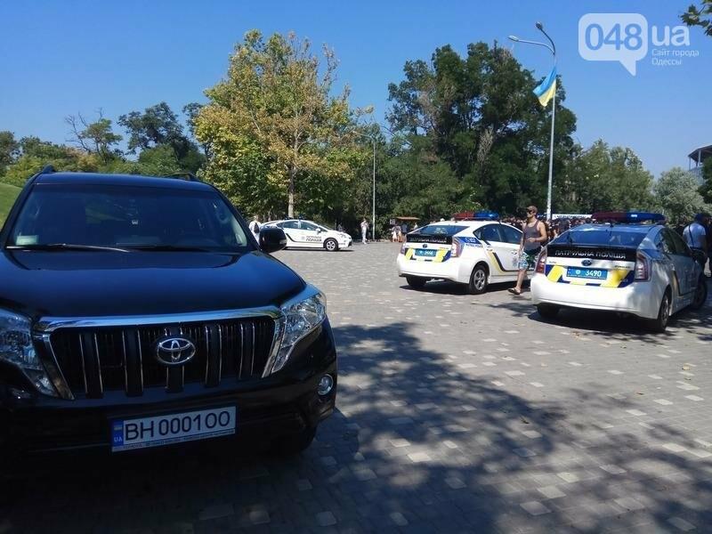 Труханов вернулся из отпуска праздновать День полиции (ФОТО, ВИДЕО), фото-10