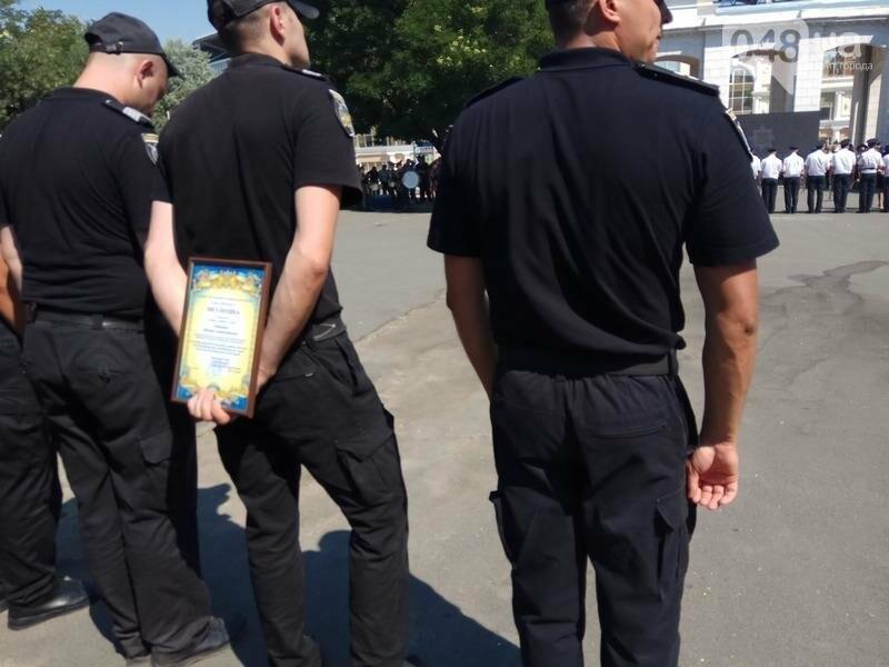 Труханов вернулся из отпуска праздновать День полиции (ФОТО, ВИДЕО), фото-9