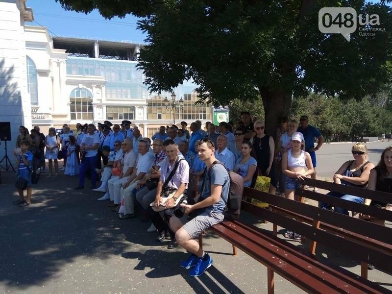 Труханов вернулся из отпуска праздновать День полиции (ФОТО, ВИДЕО), фото-5