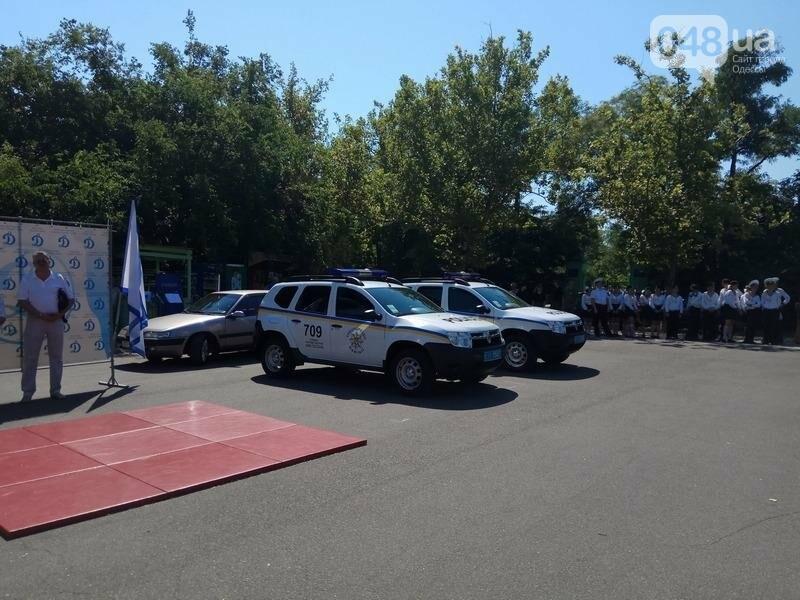 Труханов вернулся из отпуска праздновать День полиции (ФОТО, ВИДЕО), фото-3