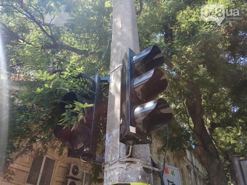 Осторожно! В центре Одессы не работают светофоры (ФОТОФАКТ), фото-6