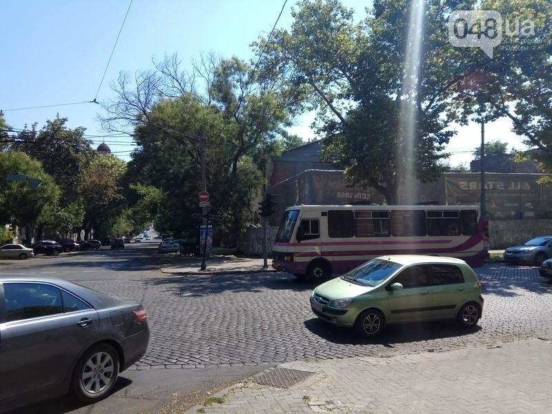 Осторожно! В центре Одессы не работают светофоры (ФОТОФАКТ), фото-5