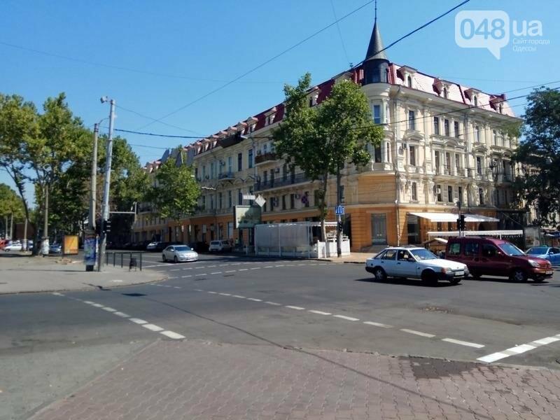 Осторожно! В центре Одессы не работают светофоры (ФОТОФАКТ), фото-1