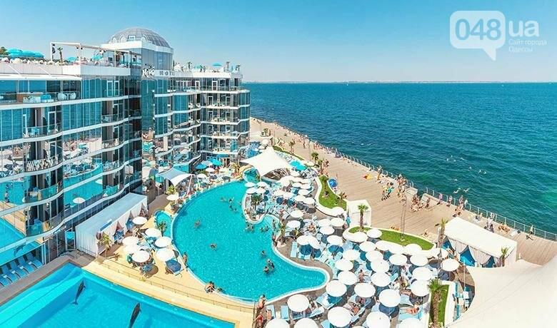 ТОП-5 роскошных одесских пляжных отелей, в которых отдыхают селебрити (ФОТО), фото-2