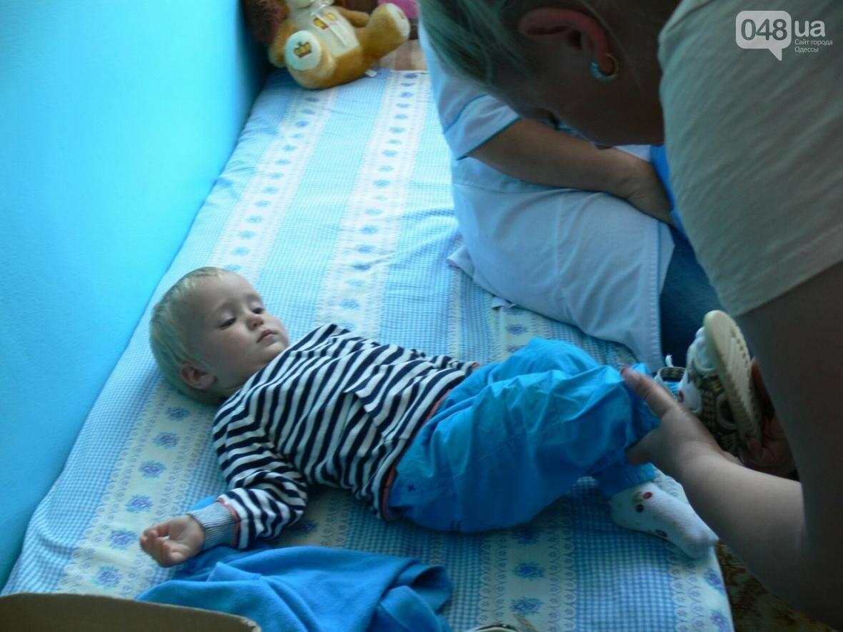 Под Одессой новорожденная девочка полгода ждала в больнице маму (ФОТО), фото-7