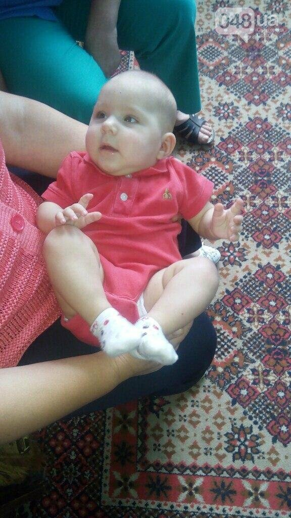 Под Одессой новорожденная девочка полгода ждала в больнице маму (ФОТО), фото-3