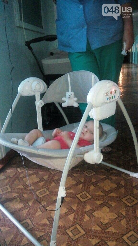 Под Одессой новорожденная девочка полгода ждала в больнице маму (ФОТО), фото-2