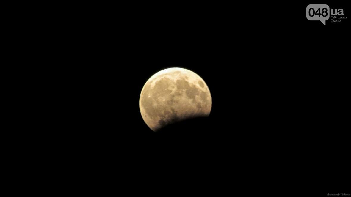 Тысячи одесситов наблюдали за затенением красной луны (ФОТО), фото-3