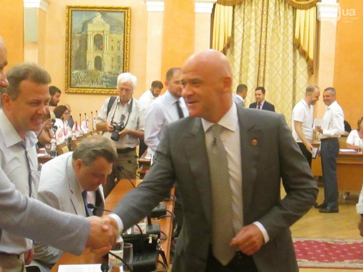 Как Труханов одесских депутатов спать укладывал (ВИДЕО), фото-1