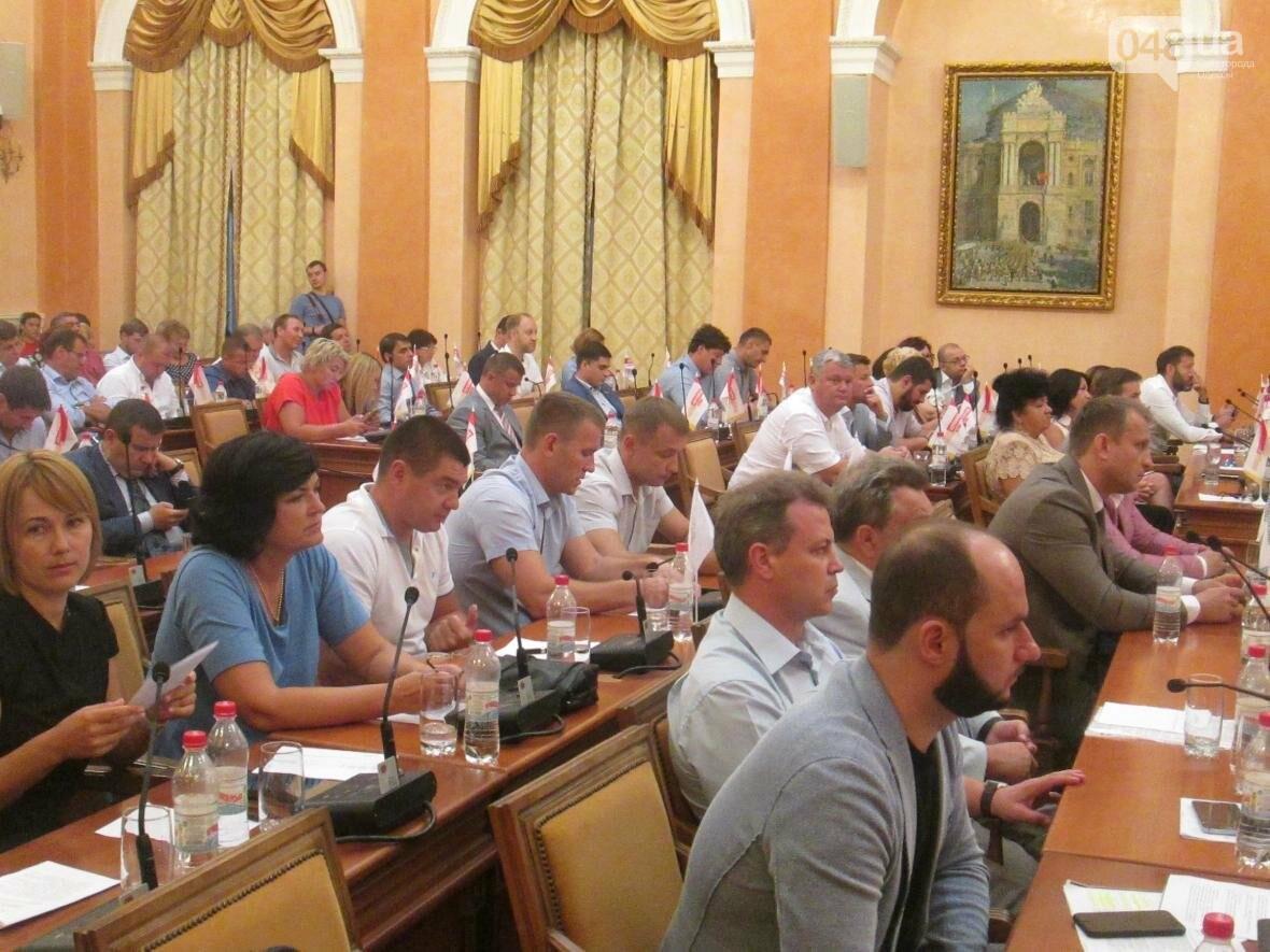 Одесские депутаты выделили 100 миллионов на общественные проекты (ВИДЕО), фото-1