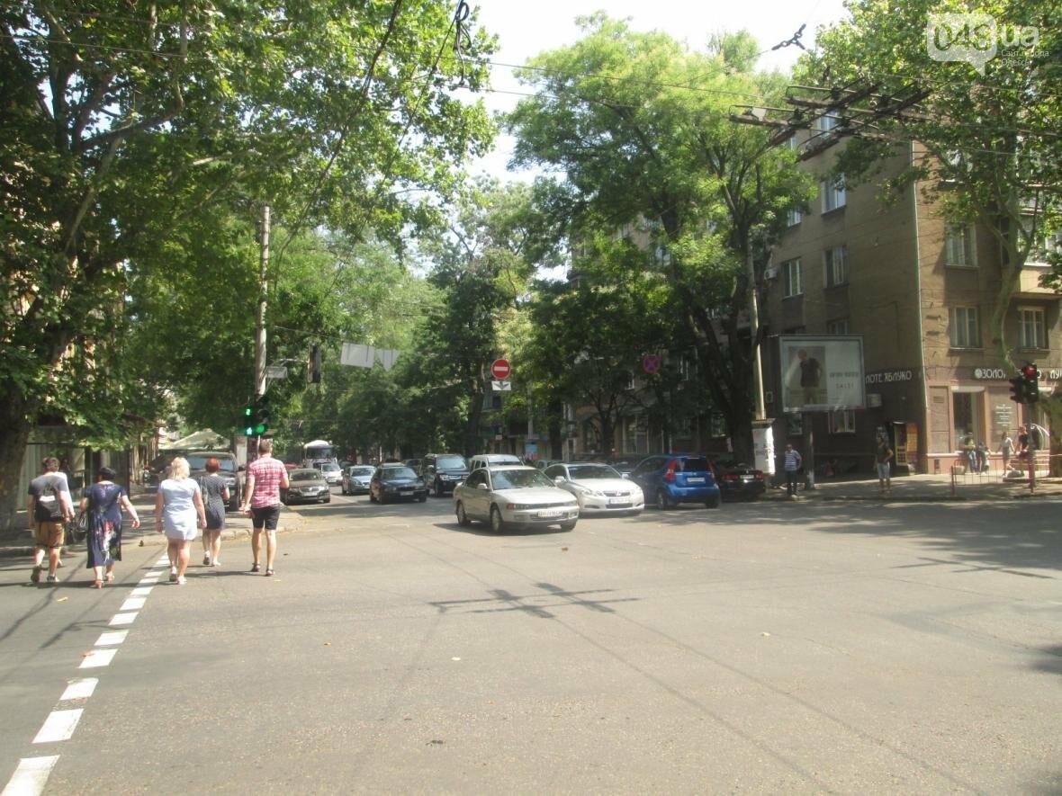 В центре Одессы сбили мопедиста. Водитель скрылся (ФОТО), фото-3