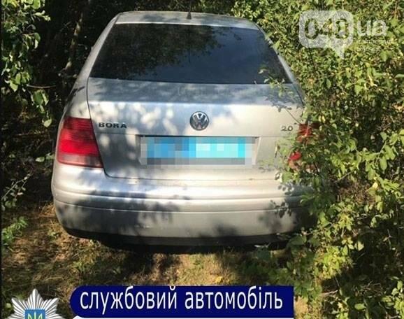 В Одесской области на глазах у копов угнали полицейский автомобиль (ФОТО), фото-2