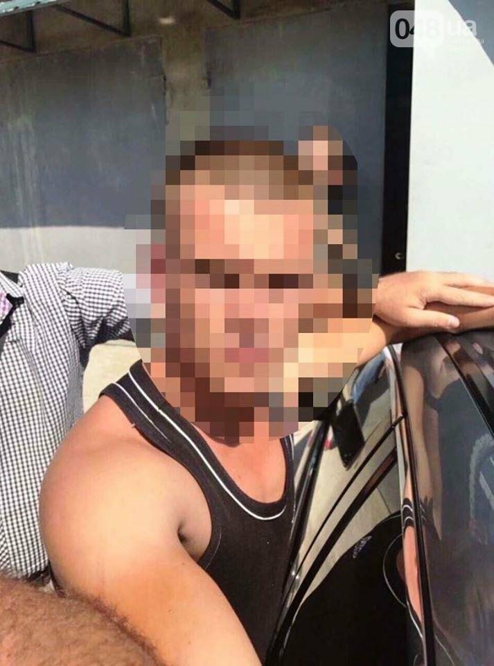 В Одесской области на глазах у копов угнали полицейский автомобиль (ФОТО), фото-5