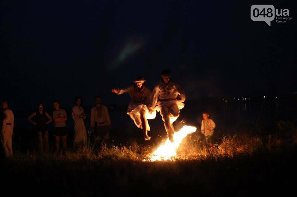 Одесские язычники возрождают красивые обычаи, а «ополченцев» в жертву не приносят, фото-6