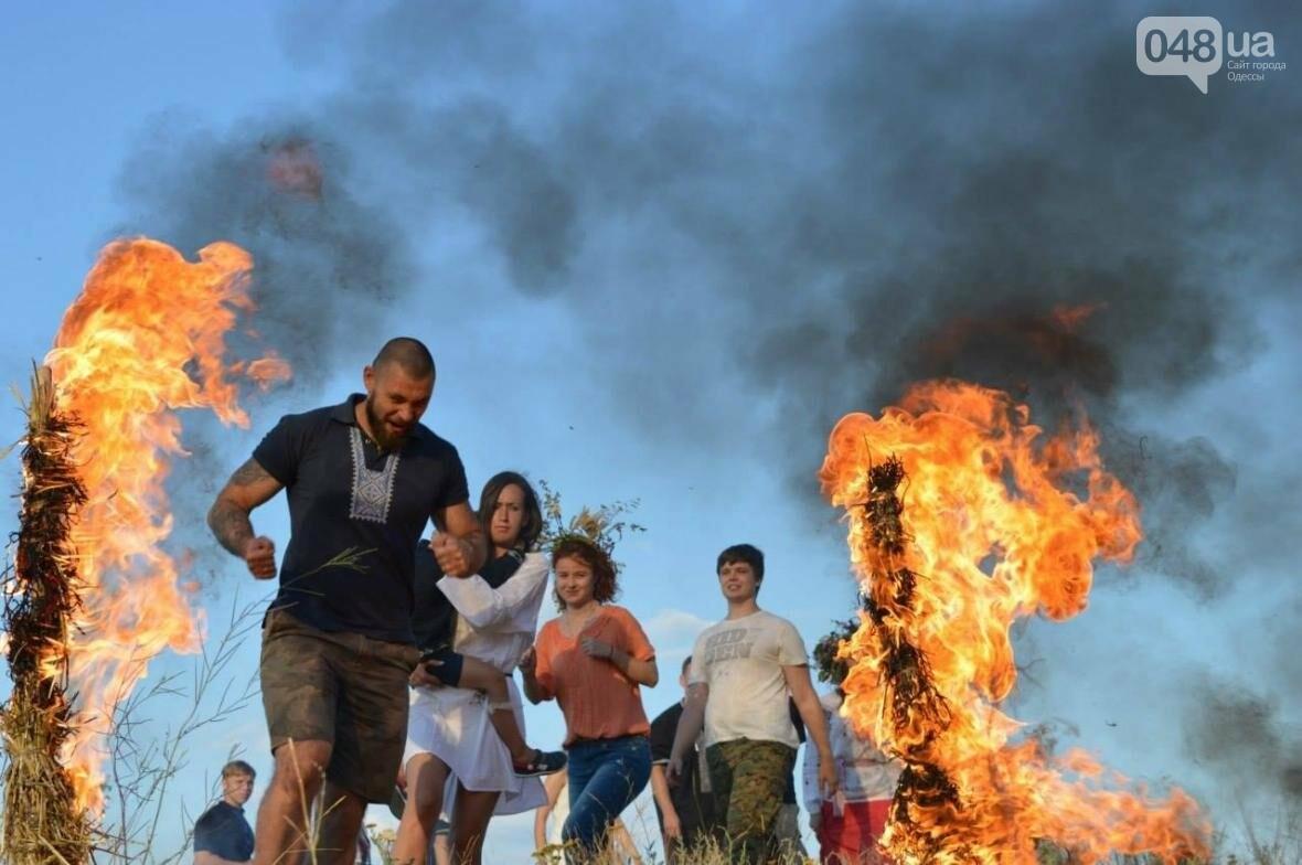 Одесские язычники возрождают красивые обычаи, а «ополченцев» в жертву не приносят, фото-4