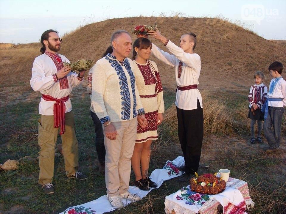 Одесские язычники возрождают красивые обычаи, а «ополченцев» в жертву не приносят, фото-11