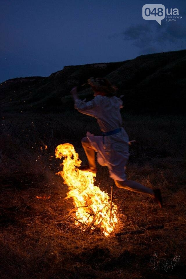 Одесские язычники возрождают красивые обычаи, а «ополченцев» в жертву не приносят, фото-7