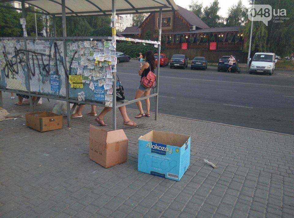 В Одессе улицу распределили между собой торговцы-нелегалы (ФОТО), фото-5