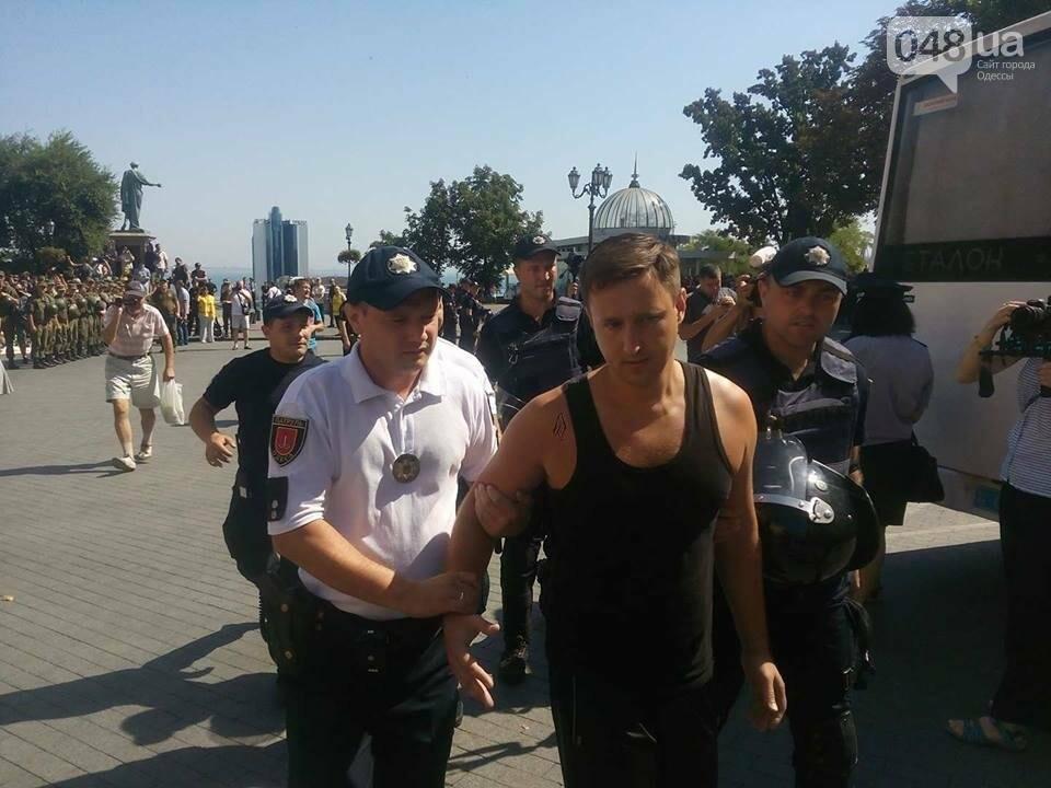 "Одесский ""Прайд"" зашел в тупик: участники парада объявили сидячий протест (ФОТО, ВИДЕО), фото-2"