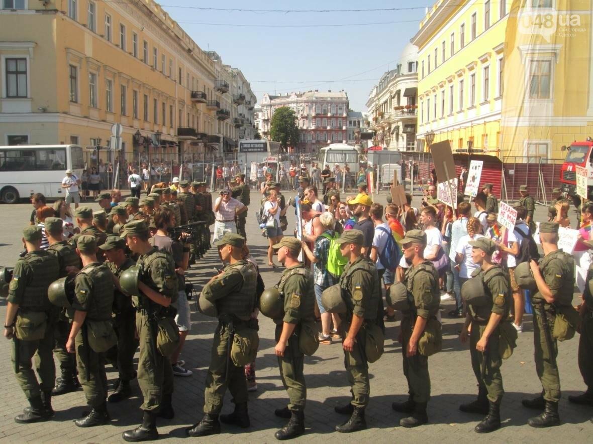 Патриоты против всеобщего равенства: Кто победил в Одессе сегодня (ФОТО), фото-1