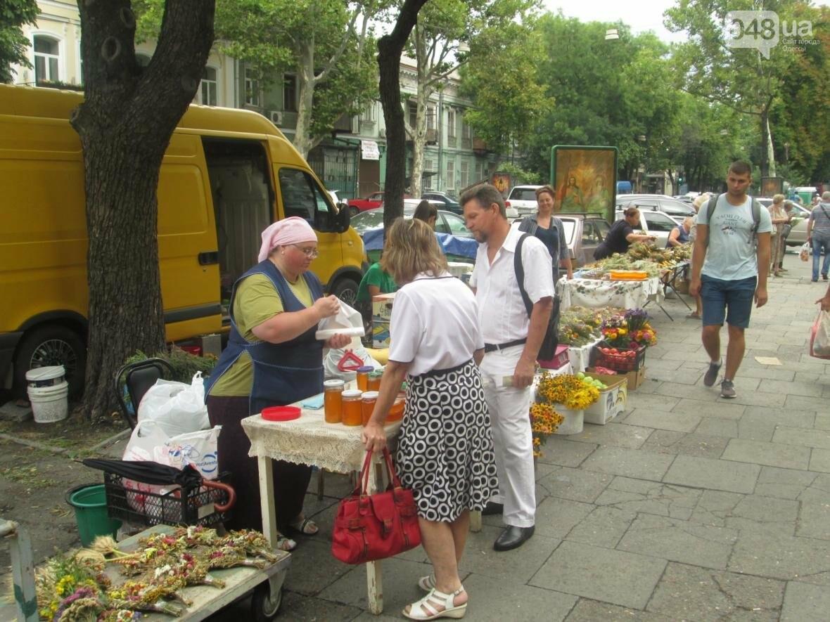 В Одессе празднуют Медовый Спас (ФОТОРЕПОРТАЖ), фото-6