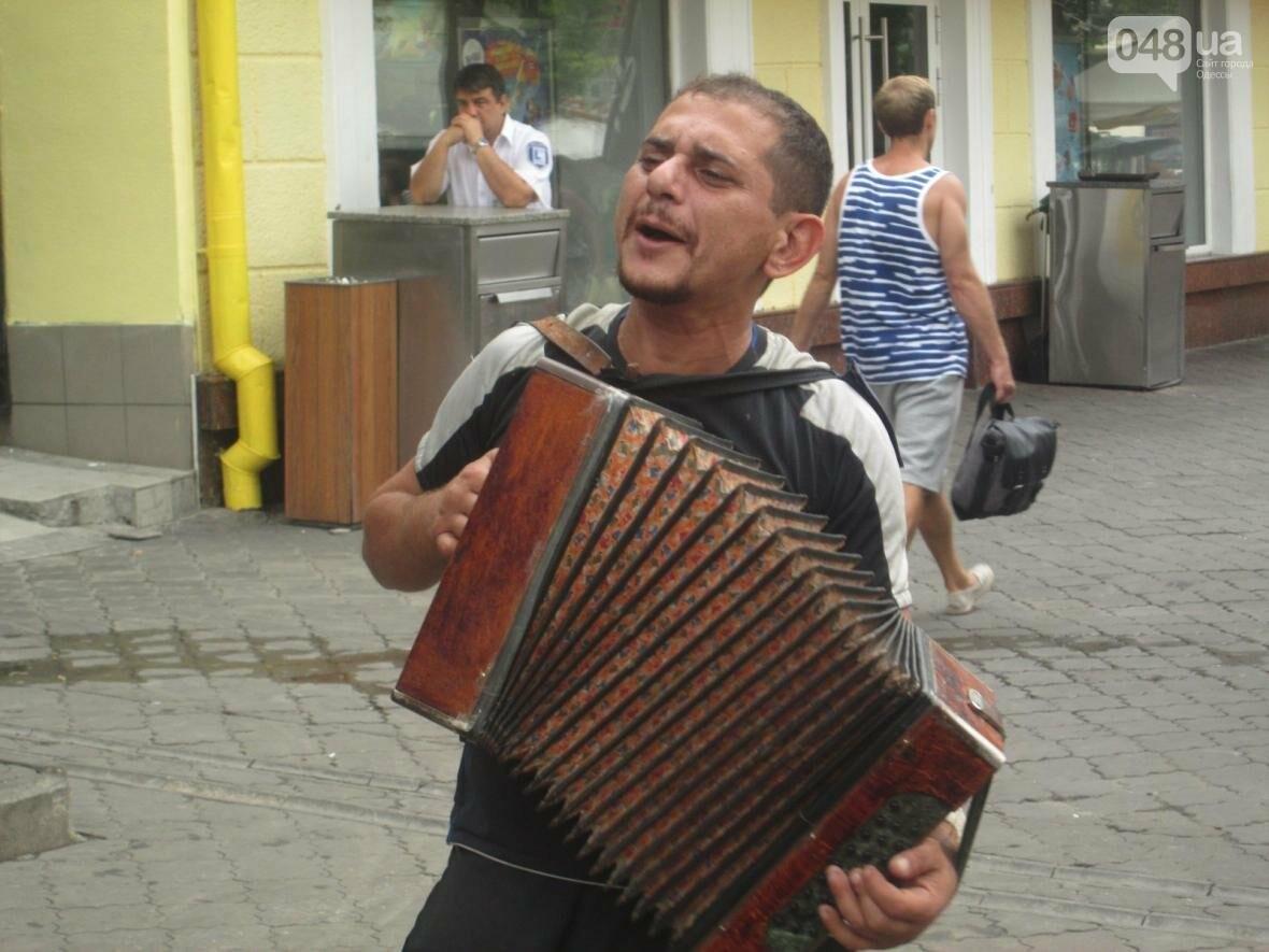 В центре Одессы вернули 1993 год (ВИДЕО), фото-1