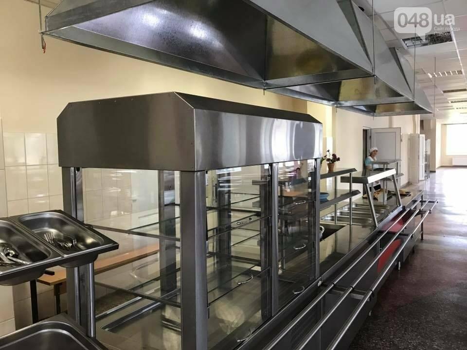 Как в ресторане: Одесских военных стали кормить по-нормальному (ФОТО), фото-2