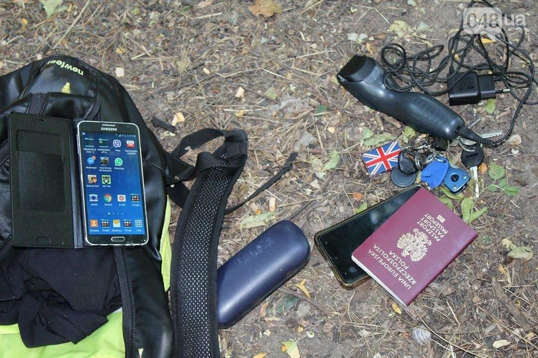 В Одессе гость из Донецка ограбил поляка (ФОТО, ВИДЕО), фото-2