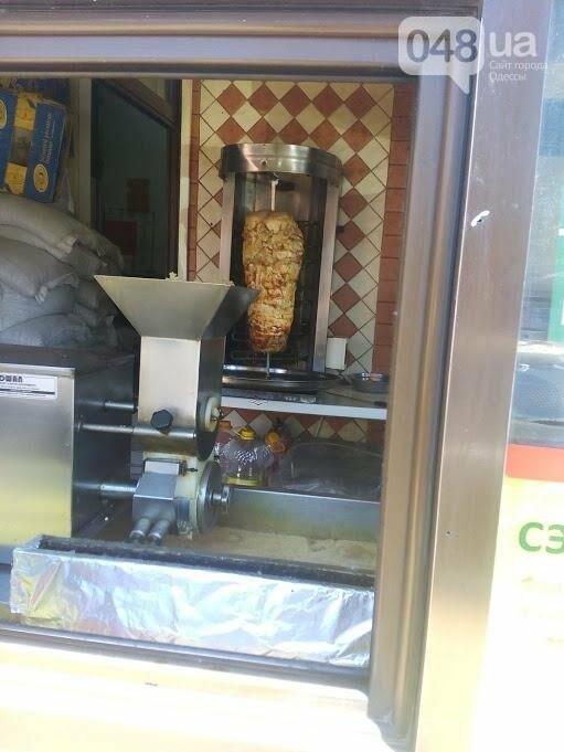 Как съесть и выжить или где в Одессе продают безопасную шаурму (ФОТО, ОБЗОР), фото-2