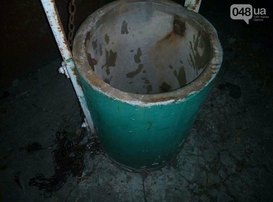 В Одесской области парень пытался совершить суицид, прыгнув в колодец, фото-1
