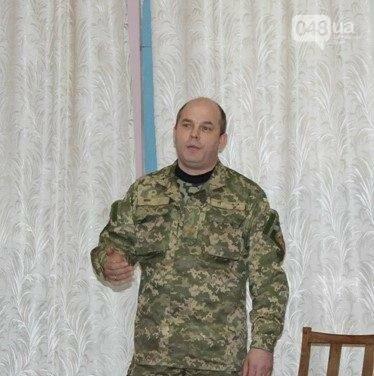 """В Одесской области военком через окно сбежал от """"Антикоррупционного контроля"""", фото-1"""