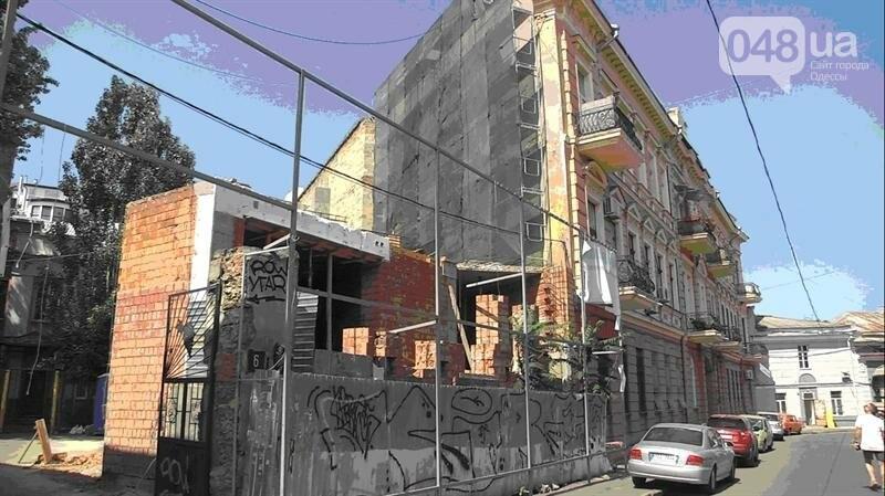 Знаменитый одесский Дом-стену пообещали отремонтировать (ФОТО), фото-3