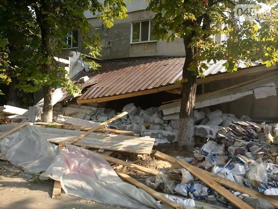 Скандал на одесских Черемушках: Горсовет снес нахалстрой (ФОТО), фото-4