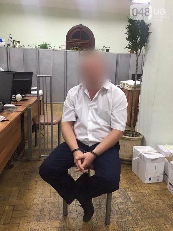 Под Одессой СБУшники задержали прокурора-взяточника, фото-1