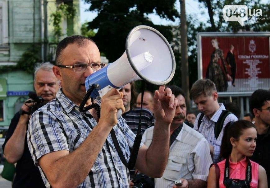 Сергей Гуцалюк: Во главе Одессы стоит российский офицер, но мы знаем, как это изменить, фото-3