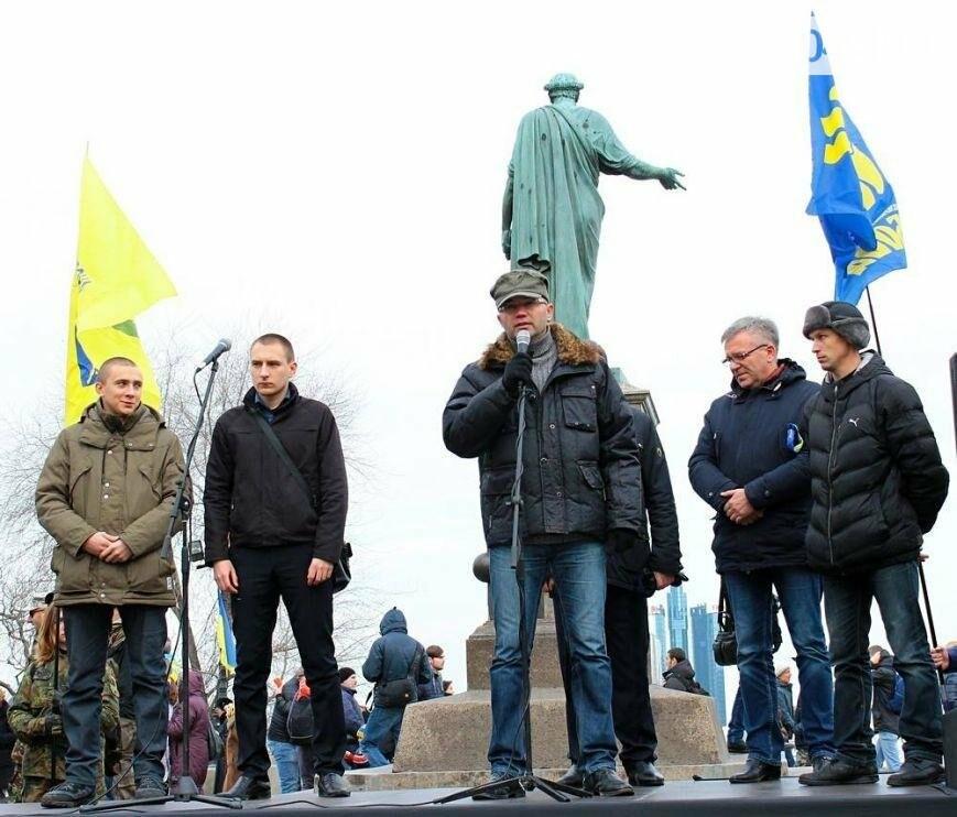 Сергей Гуцалюк: Во главе Одессы стоит российский офицер, но мы знаем, как это изменить, фото-4