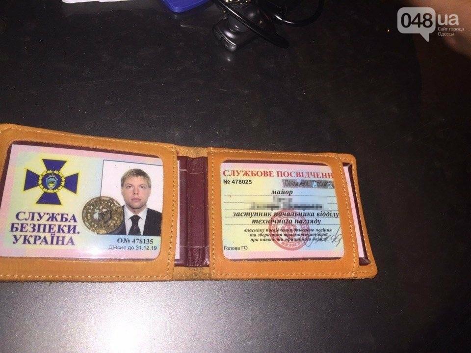 В Одессе водитель БМВ с удостоверением СБУ сбил девушку и три автомобиля (ФОТО), фото-3
