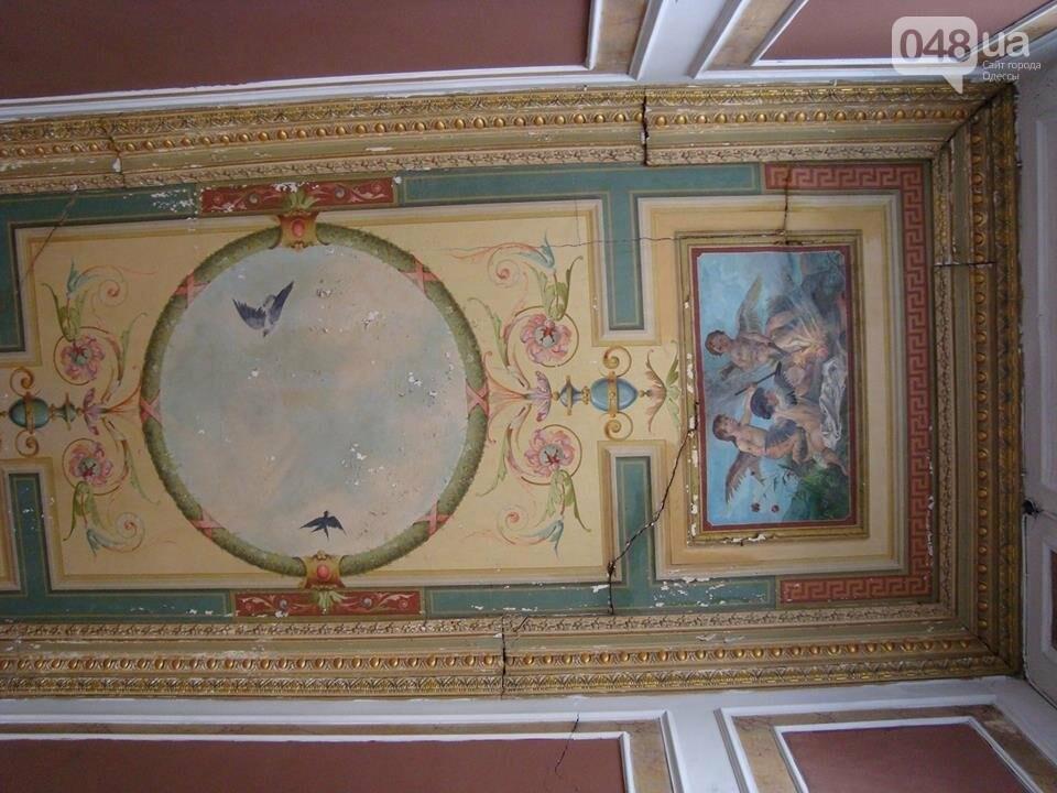 Одесса incognita: магия старинных фресок (ФОТО), фото-1