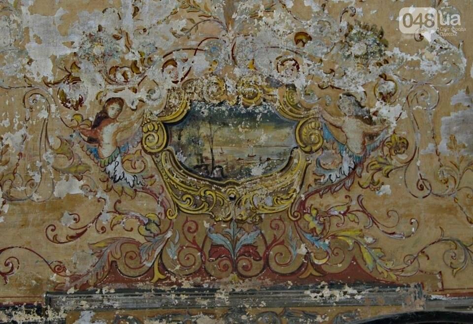 Одесса incognita: магия старинных фресок (ФОТО), фото-4