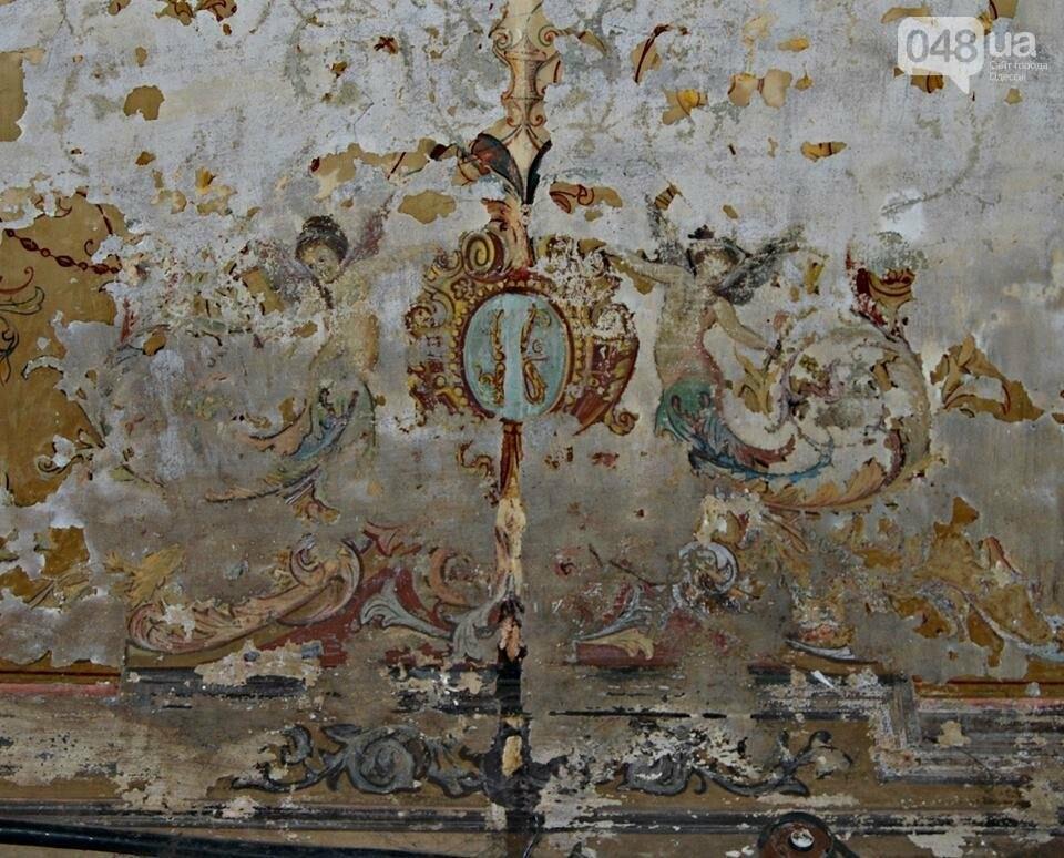 Одесса incognita: магия старинных фресок (ФОТО), фото-5