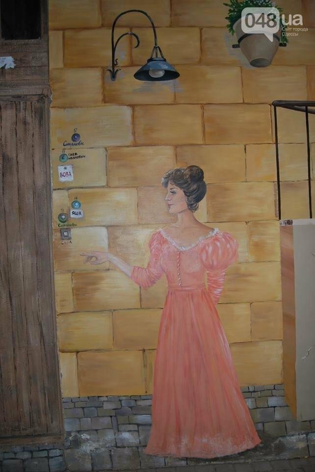 Одесса incognita: магия старинных фресок (ФОТО), фото-19